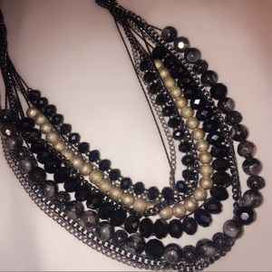 Jewelry - Beautiful beaded necklace.